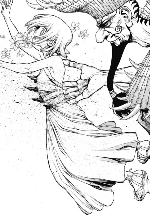 Dr.STONE121話